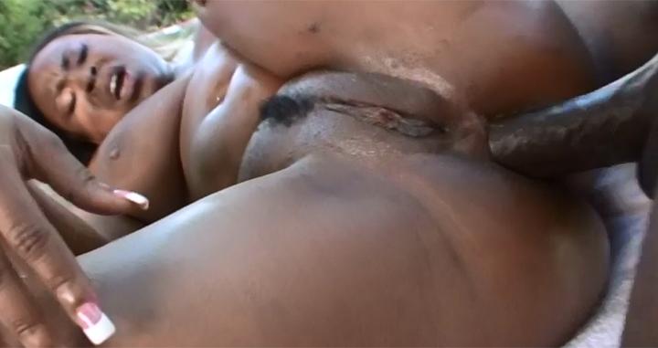 Wet Ebony